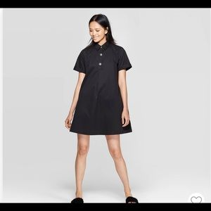 NWT Who What Wear Trapeze Mini Dress